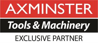 Axminster Tools & Machinery Exclusive Partner - logo